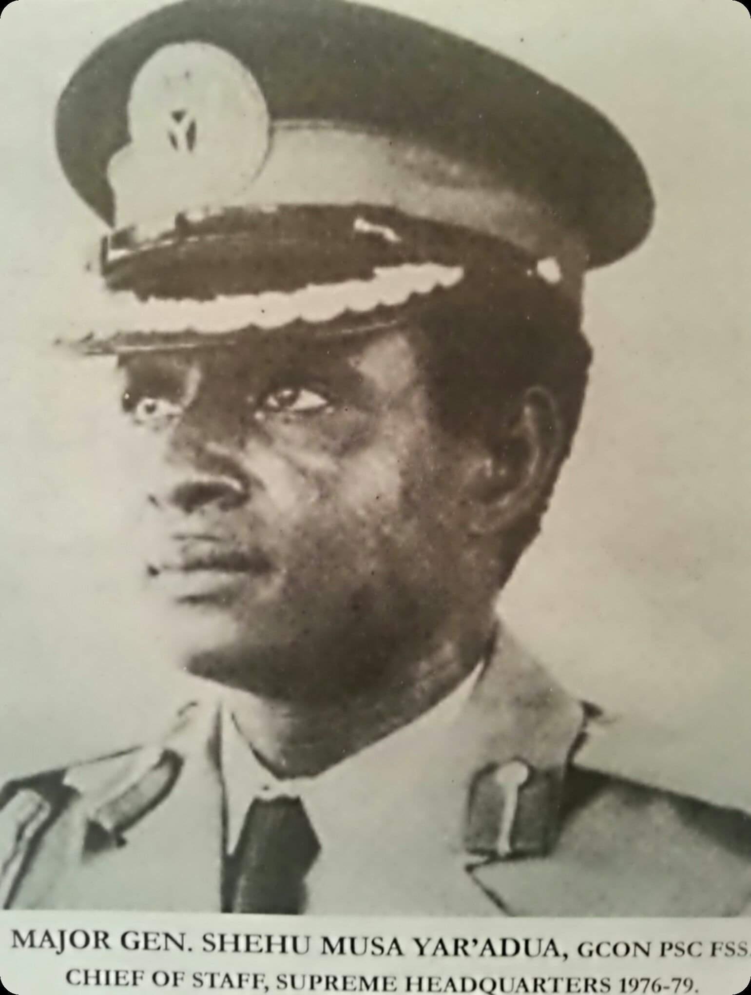 "Isah Miqdad on Twitter: ""#KatsinaAt32 The youngest Major General ..."