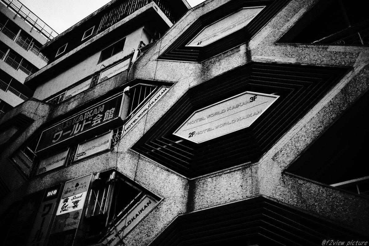 界隈  #monochrome #photography