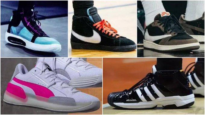球鞋匯 | NBA球員上腳:DeRozan兩雙球鞋,威少新支線有點復古!