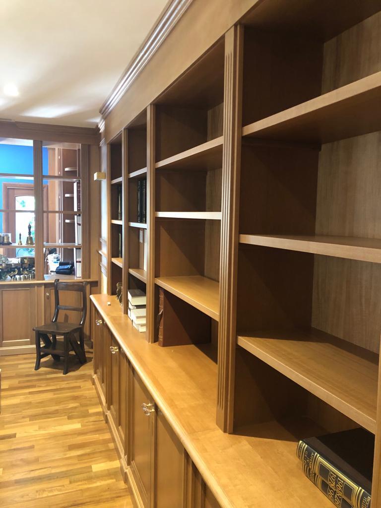 Librerie In Legno Prezzi.Falegnameria Su Misura On Twitter Librerie Su Misura In Legno