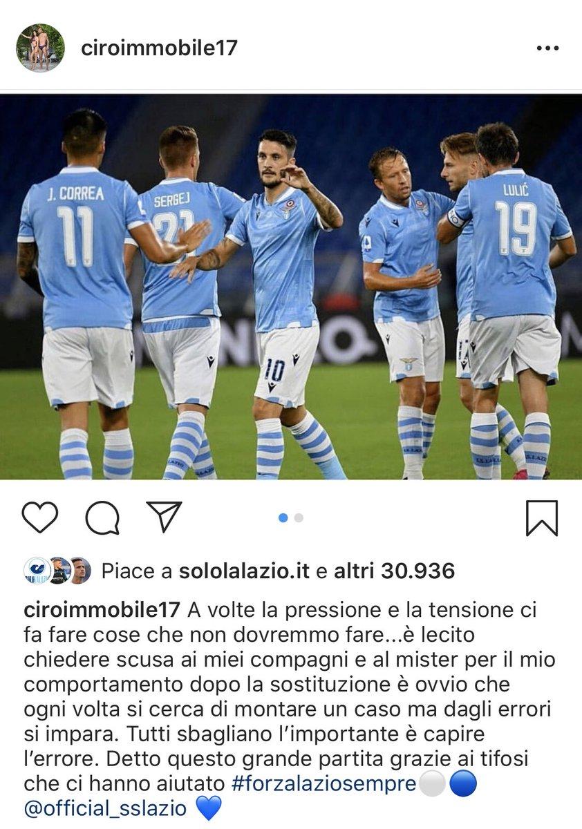 #LazioParma