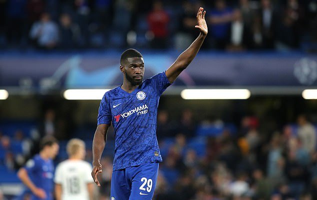 Fikayi Tomori. Brilliant game for him individually last night, bossed Salah defensively in the second half, quick, good on the ball and has scored a stunner already this season. Very impressed. David Luiz who?  #CFC
