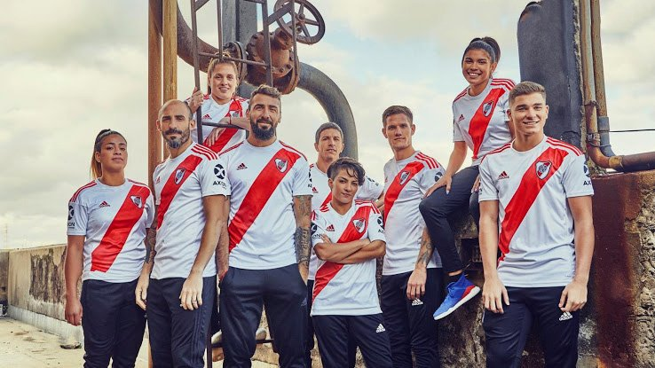 @RiverPlate 19/20 Fourth Away Jersey Shirt. Available NOW👉http://bit.ly/2YmScys & Join the Group- https://www.facebook.com/groups/Awishdeal/… to get a Chance to Win FREE JERSEY.  #Soccer #soccerjersey #riverplate #football #sports #BarcelonaFC