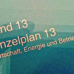 Image for the Tweet beginning: Generalaussprache 2.Lesung Haushalt, hier Wirtschaft @LudwigNicole