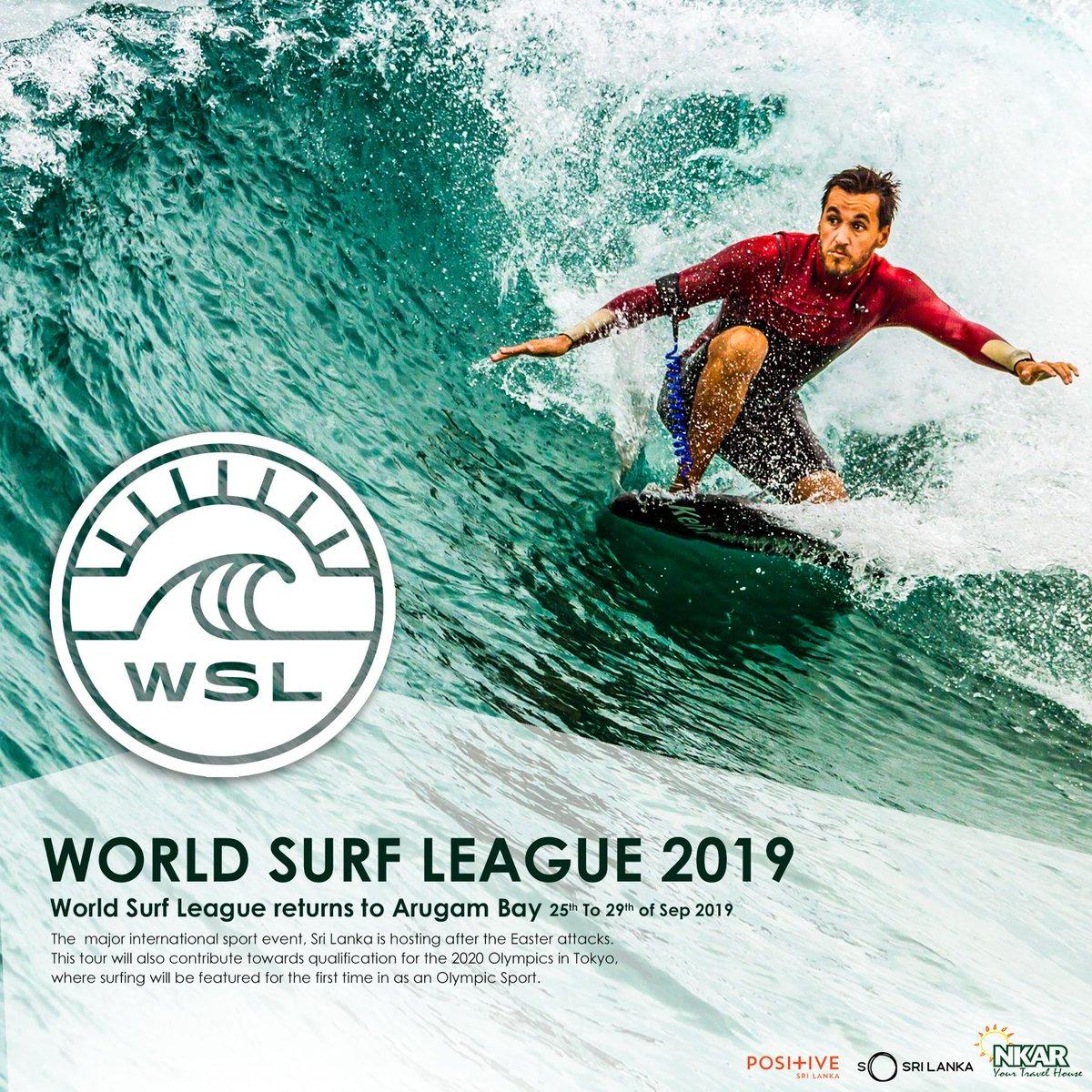 World Surf League 2019 (So Sri Lanka Pro Men's Qualifies) 🌊🏄♂️ #WSL #WorldSurfLeague #WSL2019 #Surf #ArugamBay #Surfing #Sports #SportsEvent #PositiveSriLanka #SoSriLanka #NKAR #NKARTours #SriLanka #SriLankaTourism #VisitSriLanka #SriLankaEvents