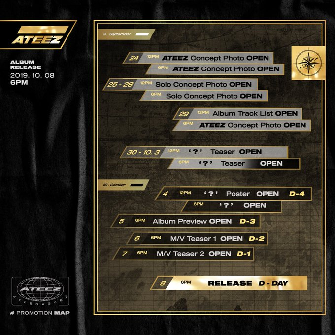 ATEEZ's thrilling comeback is just around the corner 3