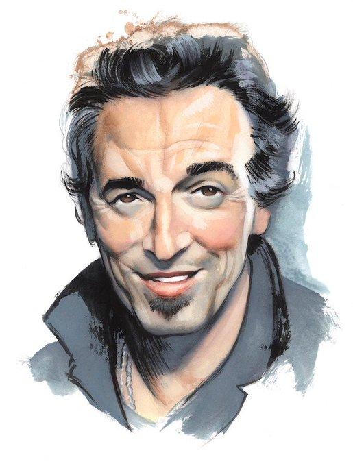 The Boss, Bruce Springsteen cumple 70 años  Happy Birthday !!!