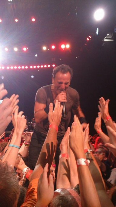 It s Bruce Springsteen s 70th Birthday today.  Happy Birthday, The Boss.