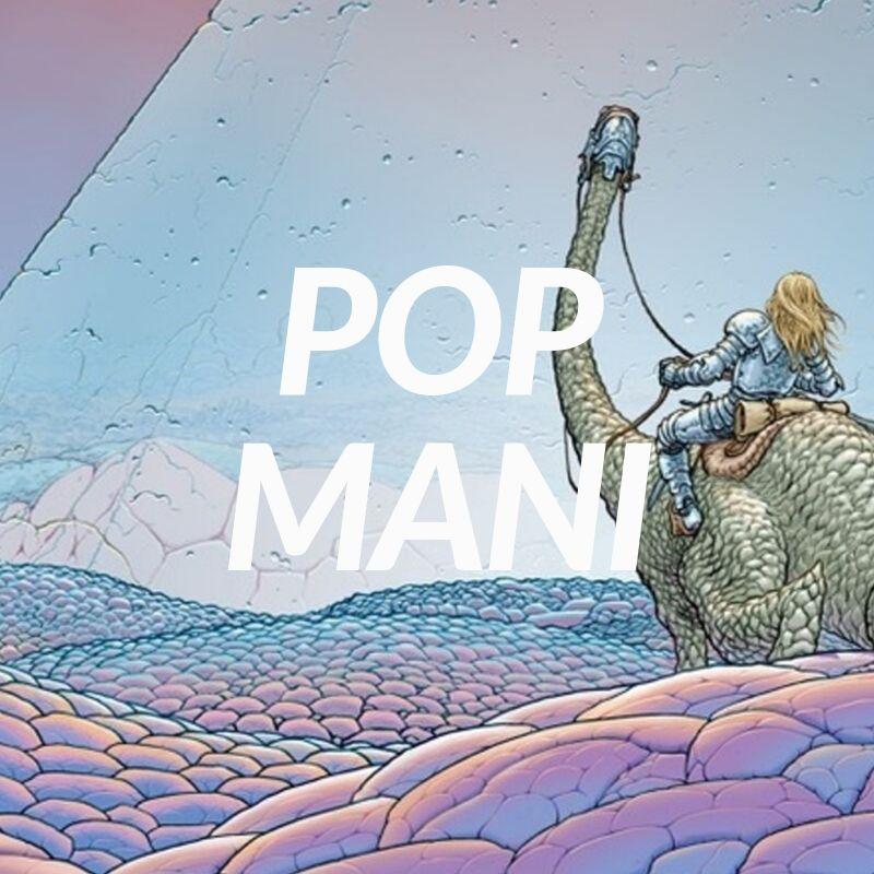 I veckans Popmani Highlights hittar vi ny musik från Alice Boman, Bror Gunnar Jansson, Les Big Byrd, Olov Antonsson, Wilco och M83 💿🦕 spoti.fi/2Dr2FNI 👈