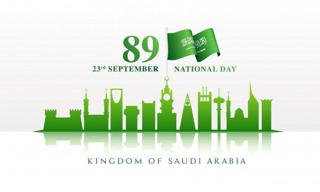 Happy National Day ! 🇸🇦 #ksa