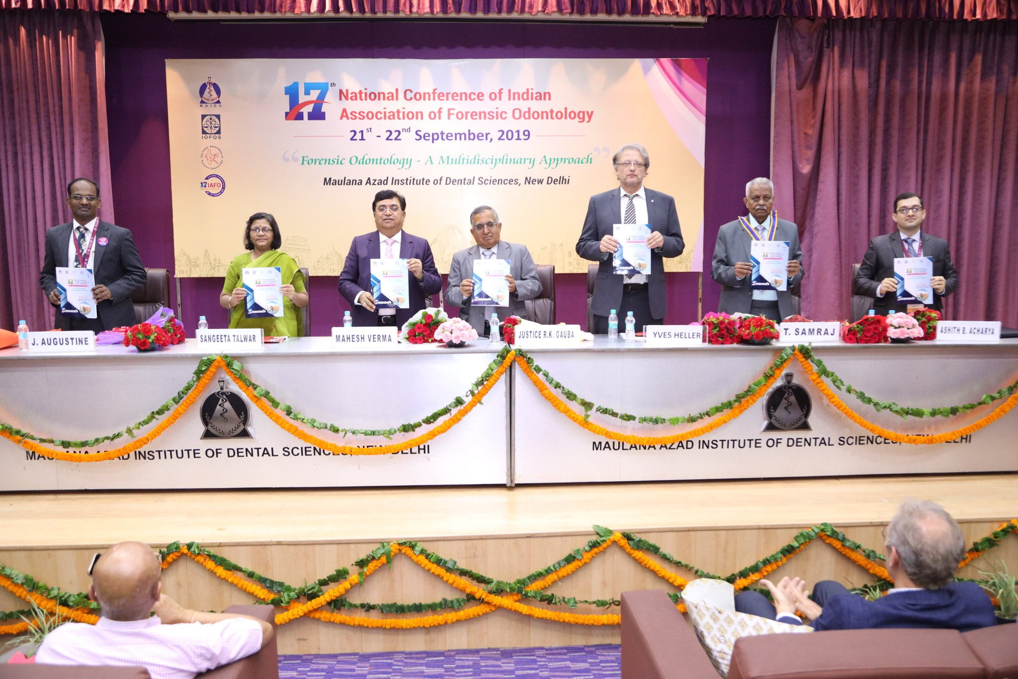 Icrc New Delhi On Twitter The Just Concluded 17th National Conference Of Indian Association Of Forensic Odontology Organised By Maulana Azad Institute Of Dental Sciences New Delhi Together With Icrc Is The Largest