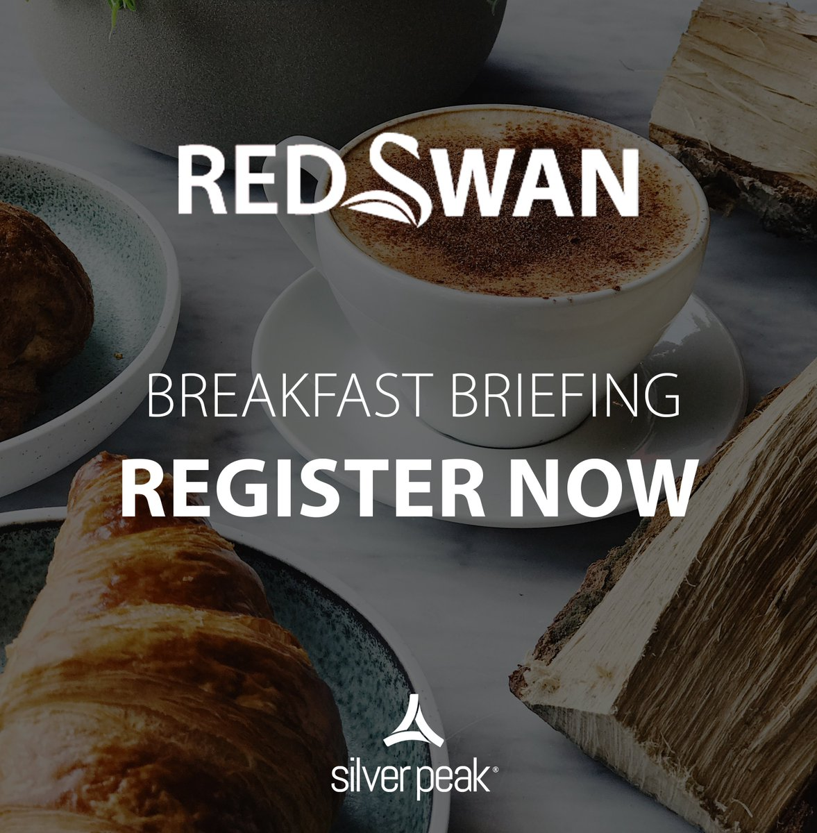 RedSwan on Twitter: We are hosting a #breakfastbriefing on the Thursday 24th October 2019 with @SilverPeak, where you'll have the opportunity to learn more about our #SDWAN solution.   Register today to secure your place: