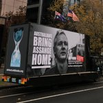 @Melbourne4Wiki & the #JulesMobile will join the global actions on Sep 28 to raise awareness of the plight of one of the greatest Aussies of our time, from the hallowed grounds of the MCG at the AFL Grand Final in Melbourne between 10-4! 100k+ fans expected - come say hi!