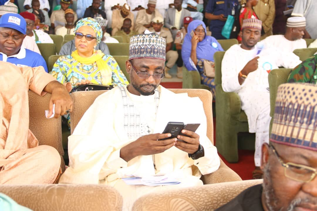 The Director General of #NITDA, @k_inuwa is attending the official launch of the National Emergency Toll-Free Number (112) and the Commissioning of the Katsina State Emergency Communications Center taking place in Katsina, Katsina State. #NITDA19 #NITDA