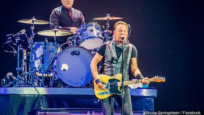 Today is Bruce Springsteen\s birthday! is 70! Happy birthday, Bruce!