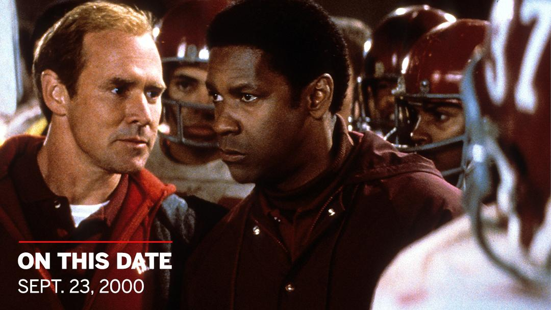 'Remember The Titans' Was Released On This Day 19-Years Ago. Relive Some Of The Greatest Moments From The Hit Movie