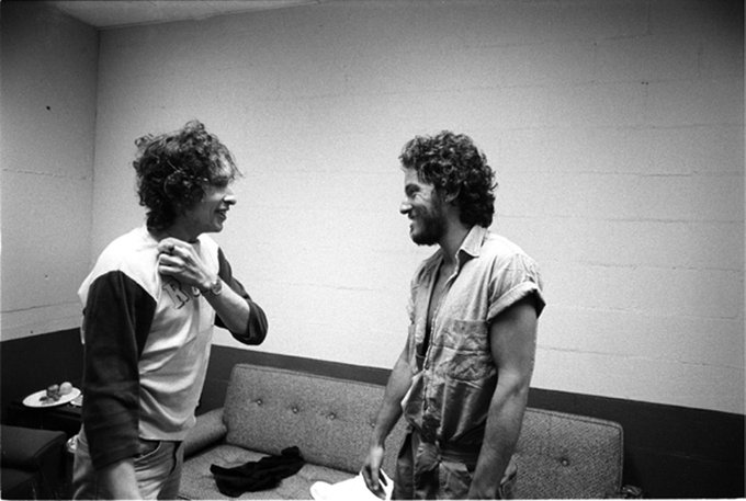 Happy birthday to Bruce Springsteen! The Boss turns 70 today!