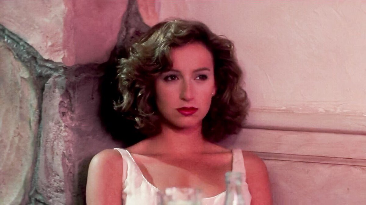 Cinematic Artistry On Twitter Dirty Dancing 1987 Director Emile Ardolino Cinematographer Jeff Jur