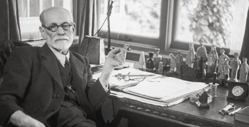 """Everywhere I go I find that a poet has been there before me.""--Sigmund Freud, died OTD 1939."