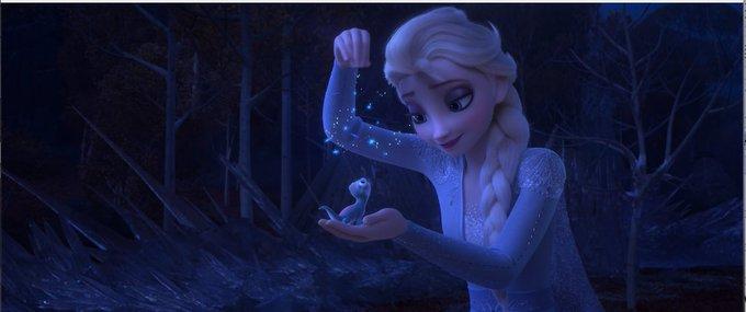Official Frozen 2 trailer 👇🏻👇🏻   https://t.co/5eGplZzjfj  In theatres November 21! #frozen2 #disney #yegkids