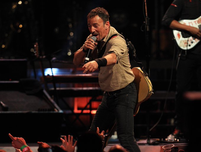"""Happy 70th birthday to Bruce  \""""The older you get, the more it means.\"""""""