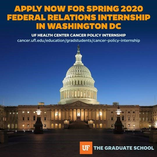 Uf Graduation Dates Fall 2020.Uf Graduate School On Twitter Intern In Dc The Uf Health