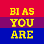 Image for the Tweet beginning: Happy #BiVisibilityDay to you all!  Für