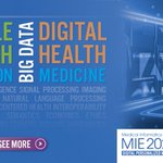 Image for the Tweet beginning: Looking forward to #mie2020