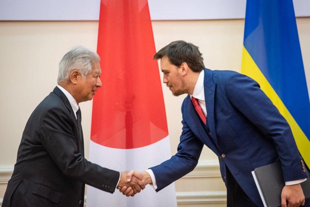 Гончарук зустрівся з делегацією Японії: запропонував інвестувати в зону відчуження ЧАЕС - Цензор.НЕТ 7072