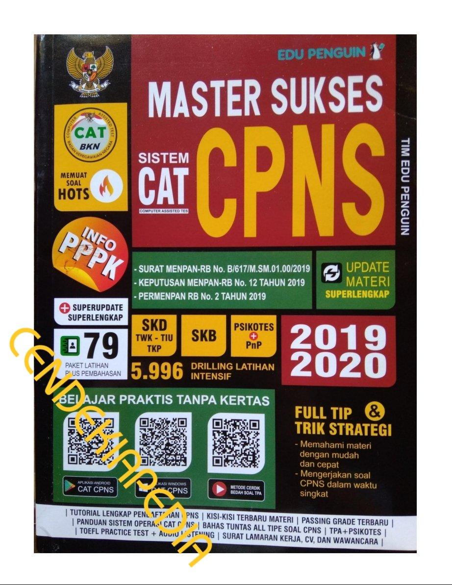Buku Cpns 2021 Pdf - Informasi CPNS/ASN IndonesiaInfo CPNS ...