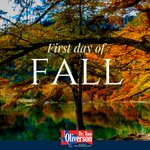 Happy #FirstDayofFall! #txlege