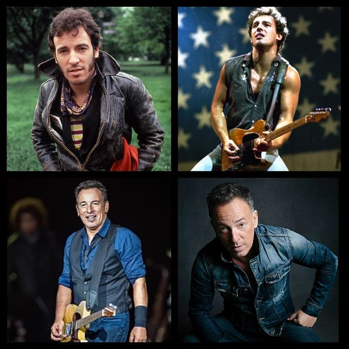 Happy 70th Birthday To the BOSS Bruce Springsteen   What are some of your favorite songs??