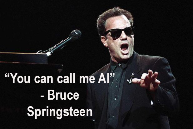 Happy 70th birthday, Bruce Springsteen!