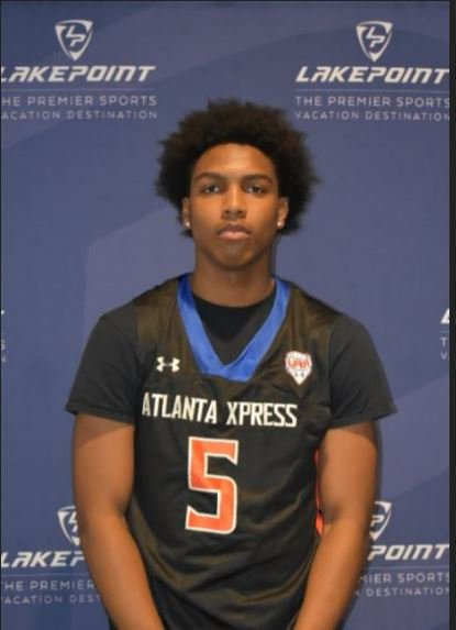 Class of 2020 forward Jamaine Mann (@mann_jamaine) committed to Gardner-Webb this morning! He has played in a ton of events at the Champions Center the past two years, including twice in the #BattleForGeorgia with the @AtlXpress. Congrats, Jamaine! https://t.co/EuM1POr582
