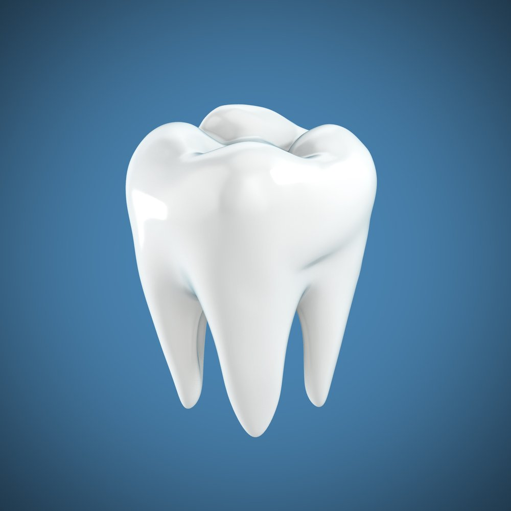 Третий зуб картинка
