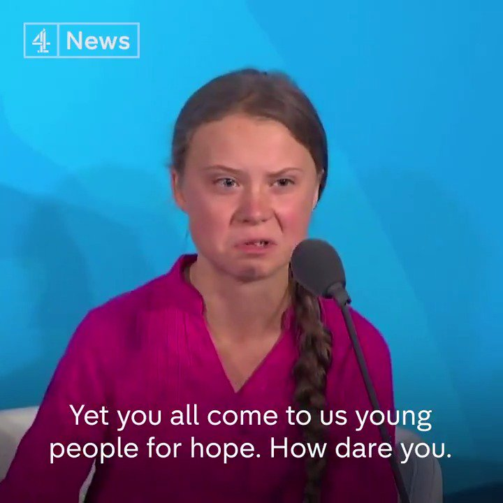 Watch: Disturbing video of kid climate activists revealing how badly the adults in their life have misled them