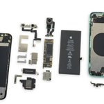Image for the Tweet beginning: A teardown of the #iPhone11