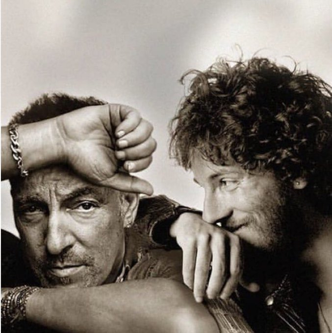 Happy 70th birthday to the legendary Bruce Springsteen.