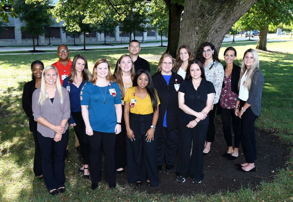 Congratulations, and welcome, to our newest IU Health Riley Hospital for Children team members! #Weareiuhealth #orientation