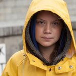 Image for the Tweet beginning: Today in #TopStories: Greta Thunberg