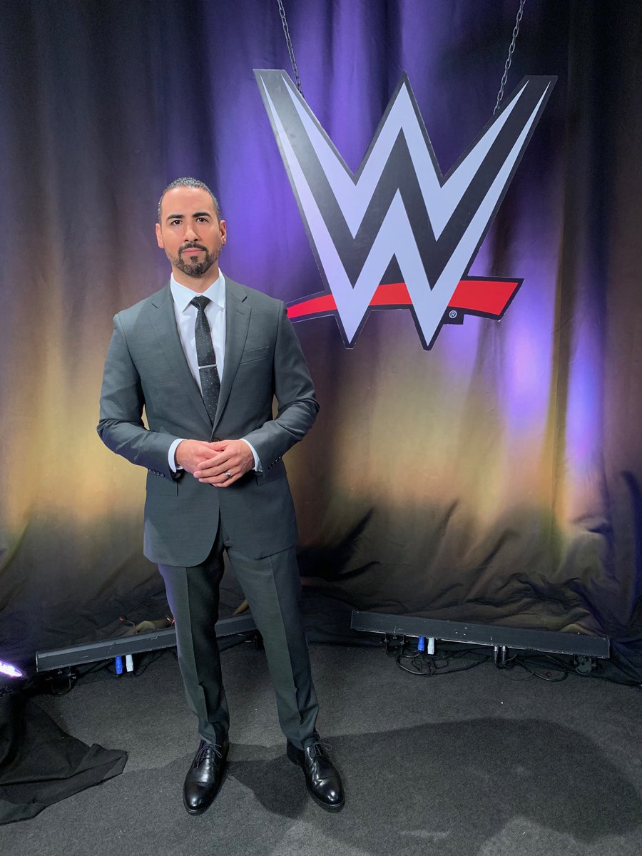 WWE Also Released Spanish-Language Announcer Jerry Soto Last Week