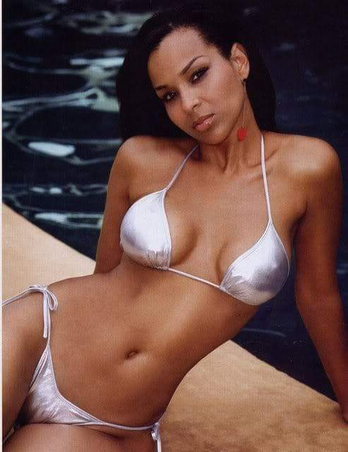 Happy birthday Lisa Raye.