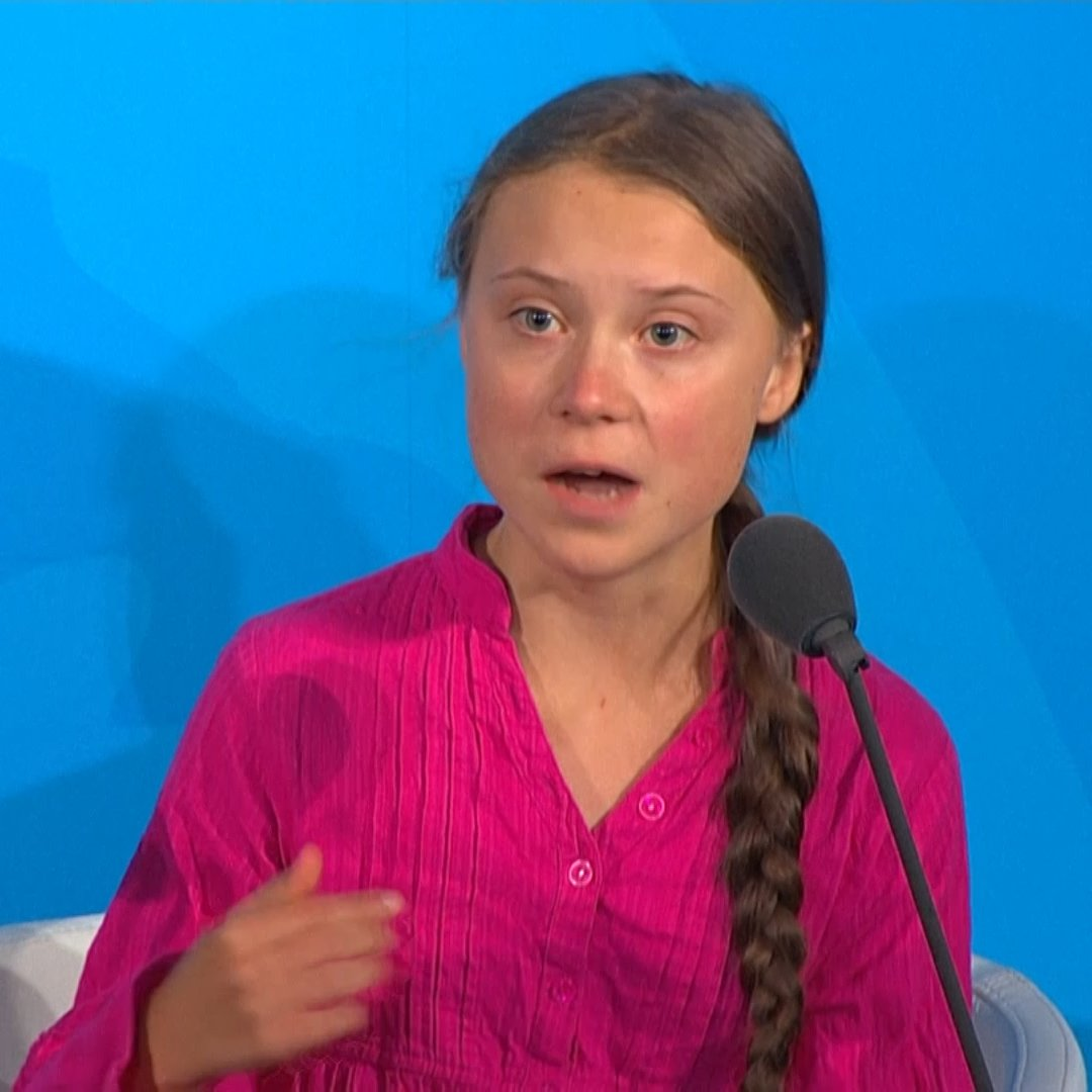 "Greta Thunberg to world leaders at the U.N. climate summit: ""You have stolen my dreams and my childhood with your empty words"" mag.time.com/E82qg0J"