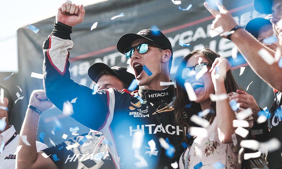 ICYMI: Our 2016 and 2019 NTT @IndyCar Series winner captured his second series title in the last three years. Congrats, @josefnewgarden! #StarsAreMadeHere ➡️ bit.ly/IS-JosefNewgar…