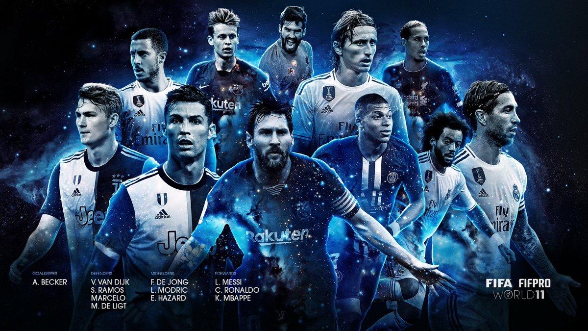 Onze FIFA 2019