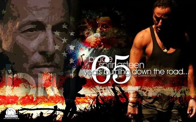 Today we celebrate Bruce Springsteen day! Happy birthday Bruce  70 Years today  We were born to run!