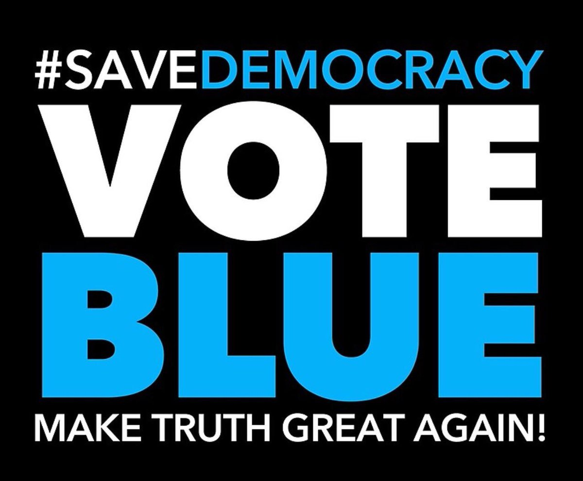 It's #MondayMotivation I am Motivated by the next Generation of Voters. I teach High School. I am surrounded by young men & women who are ready & energized to #BeTheChange. I will #VoteBlue2020 to secure the Republic for them. What motivates you? Comment - RT #OneVoice1