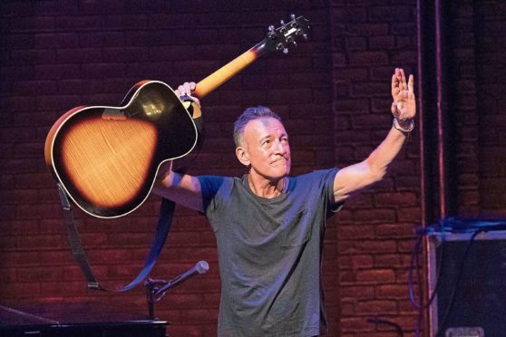 Happy 70th Birthday Bruce Springsteen!