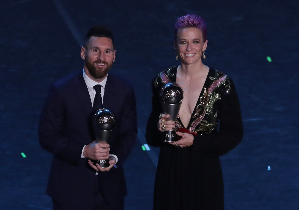 🏆🏆#TheBest | #FIFAFootballAwards
