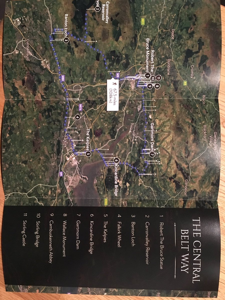 Officially handed out the new #hikerseuphoria leaflet at various landmarks in Stirling such as #StirlingCastle and the #battleofBannockburn centre!!! Be sure to pick yours up today👍🌲 #Centralbeltway #hikers #guidedwalks